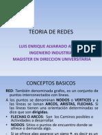Presentaciones Teoria de Redes Unigua 2011 Nov