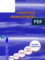 2.1 Logistics Management