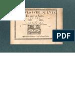 PALADINO, G.P. • Tabulature de lutz en diverses sortes (Moderne, Lyon, ca. 1549) (facsimile italian lute tablature)