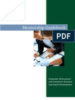Mentorship Guidebook