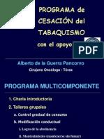 Cesacion Tabaquismo LPLCC