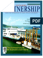 Sustaining Partnership. Media for Information on Public Private Partnership. Special Edition 2011