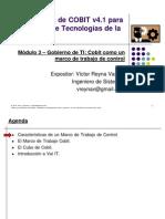 03. Gobierno de TI - Cobit Como Un Marco de Trabajo de Control