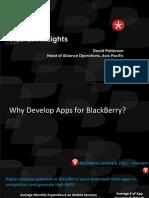 BlackBerry JamHack 2012 - VN - Country Vibes