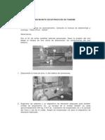 Procedimiento de Desmontaje y Montaje de Tandem y Cadena