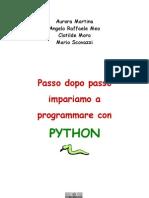 Manuale Python Gennaio 09