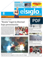 Elsiglo Eje Este Jueves 08-11-2012