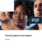 Housing Migrant Workers and Refugees