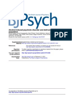 Alcohol-Induced Psychotic Disorder and Delirium in the General.full