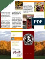 Hometown Double Gate Brochure