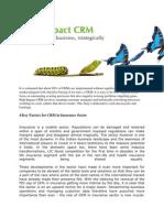 Impact of CRM