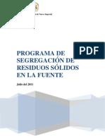 Programa de segregación de residuos en Nuevo Imperial vf.pdf