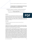 Reliability Assessment of Embedded Systems Using Stopwatch Petri Nets