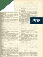 Czuczor Gergely - Fogarasi János - A magyar nyelv szótára VI. kötet, 2. rész