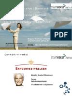 Etablererveileder 2012 - Mogens Thomsen - Startvækst Aarhus