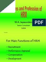 Human Resource Managment