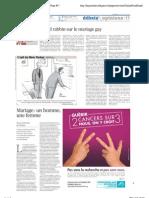 Le Figaro 8 Nov 2012