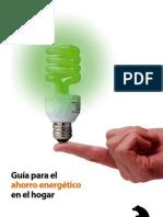 Guia Wwf Ahorro Energetico en El Hogar