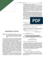RD 994-1999 Medidas Seguridad Ficheros