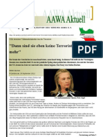 Aawa Aktuell Nr. 60 - September 2012