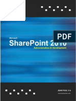 SharePoint 2010 Administration & Development