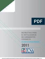 Instructivo Para Instaladores 2011 - BR