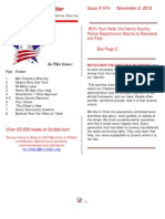 Newsletter 374