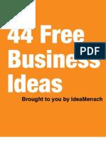 44 Free Ideas