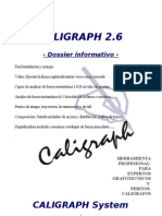 (CALIGRAPH 2.6) Infor. Profesionales