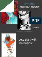 Cyborg Anthropology - A Visual Illustration