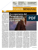 Observador semanal del 08/11/2012