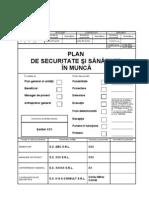 Plan Coordonare SSM Model (Sablon)