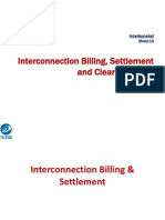 Modul 10. Interconnection Billing Settlement and Clearing House