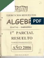 Asimov - Primeros parciales resueltos - Algebra I.pdf