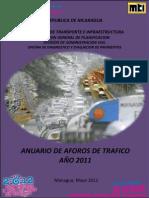 Revista Conteos de Tráfico 2011