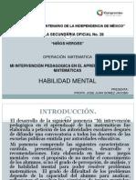 PONENCIA INTERVENCION PEDAGOGICA.2