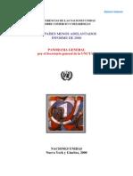 Naciones Unidas Informe 2000