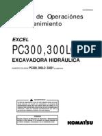 Manual Komatsu Pc300