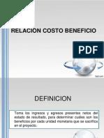 RELACION COSTO BENEFICIO.ppt