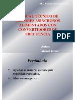 Manual Tcnico Motores Alimentados Convertidor 2002