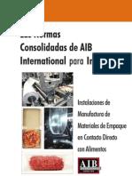 AIB Empaque Contacto Con Alimentos