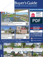 Coldwell Banker Olympia Real Estate Buyers Guide November 10th 2012