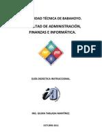 GUÍA INSTRUCCIONAL DE IO. PARTE II-A (1)