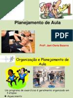 Organizaçao e Planejamento de Aula
