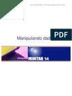 2 - Manipulando dados - minitab