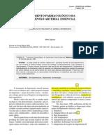 Tratamento Farmacologico Hipertensao Arterial