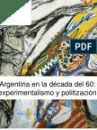 Argentina en la década del 60