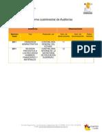 Fracción XIII - Informe de Auditorias