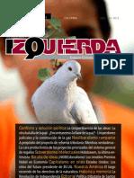 Revista Izquierda, no 28, noviembre de 2012