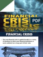 C.K Prahald Batch- Financial Crisis Ppt